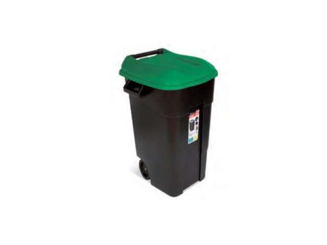 Контейнер для мусора пластик. 120л  TAYG