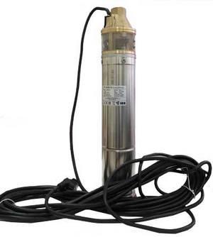 Глубинный насос для воды IBO 4SKM100 INOX