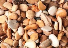 Камень галька морская «КАСПИЙСКОЕ МОРЕ «